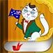 Джером в Австралии. Детская интерактивная книга